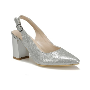 Polaris Ayakkabı Gümüş
